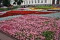 Jardines a las afueras del Kremlin.JPG