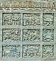 Jataka tales panels, Dhamma Nagajjuna, Nagarjuna Sagar Telangana, India - 6.jpg