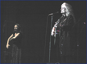 "Mr. Tambourine Man - Folk singer Judy Collins covered ""Mr. Tambourine Man"" in 1965."