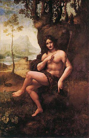 Saint Jean / Bacchus (Jean-Baptiste).