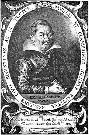 Jean-Baptiste Besard - Jean-Baptiste Besard.