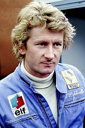 Jean-Pierre Jabouille - Jabouille in 1975