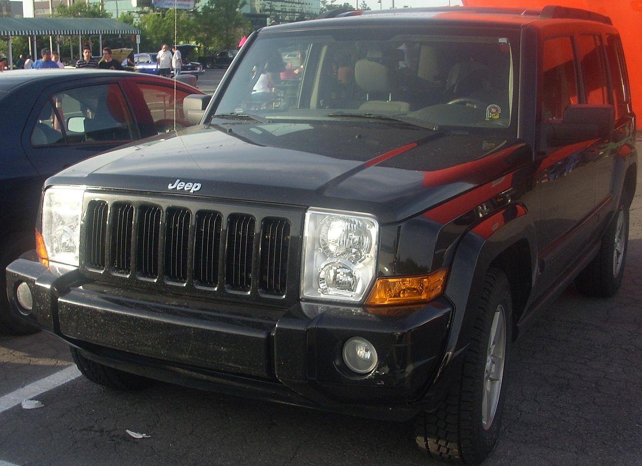 2015 Jeep Comander Autos Post