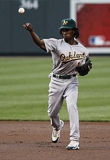 Jemile Weeks American baseball player