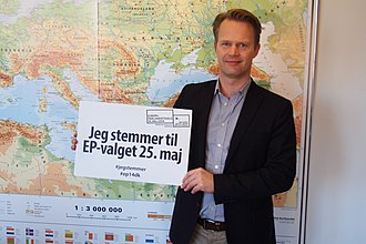 2014 European Parliament election in Denmark - Image: Jeppe Kofod