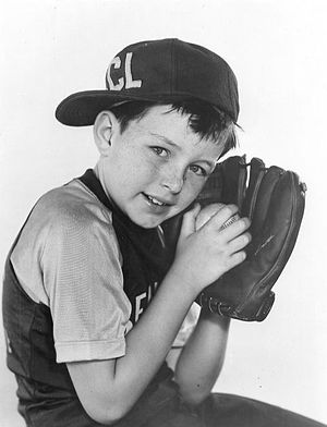 Jerry Mathers - Mathers in a 1959 publicity shot