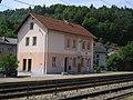 Jevnica-train station.jpg