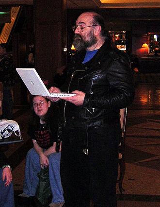 James D. Macdonald - Jim Macdonald reads at Boskone 43, 2006