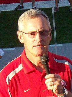 Jim Tressel American college football coach