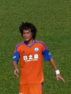 Jing Teng Hong Kong Footballer