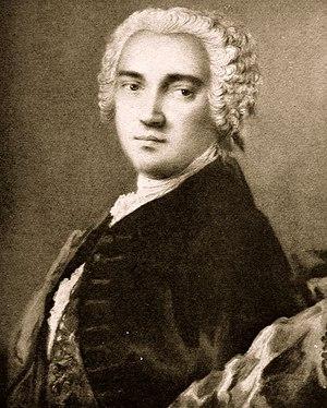 Cleofide - The opera's composer, Johann Adolph Hasse