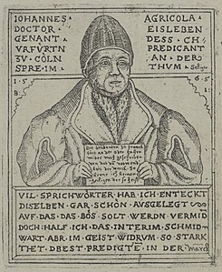 Johannes Agricola