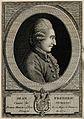 Johann Friedrich, Graf von Struensee. Line engraving. Wellcome V0005645.jpg