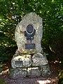 Johann Wenzel Kalliwoda (1801–1866) Denkmal enthüllt am 3. August 1902, errichtet von Max Egon, Fürst zu Fürstenberg (1863–1941), Standort- Donaueschingen im Fürstlich Fürstenbergischen Park.jpg