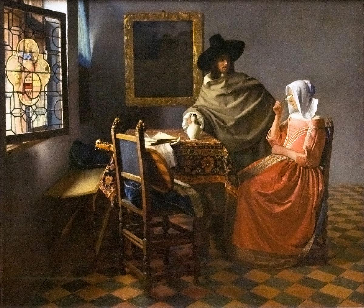 Johannes Vermeer - The Wine Glass (c 1658-1660).jpg
