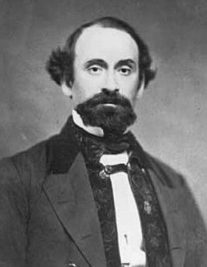 John B. Sanborn - John B. Sanborn, c. 1860