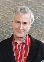 Photo of John Patrick Shanley in 2011.