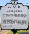 John Colter historical marker.png