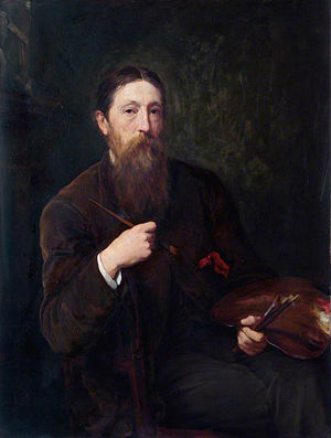 John Evan Hodgson - Image: John Evan Hodgson, by Walter William Ouless