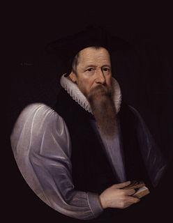 John King (bishop of London) Bishop of London in the Church of England