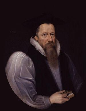 John King (bishop of London) - Image: John King by Nicholas Lockey