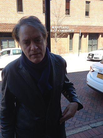 10,000 Maniacs - John Lombardo, founding member of 10,000 Maniacs, in 2015