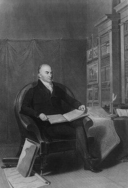 John Quincy Adams by Sully