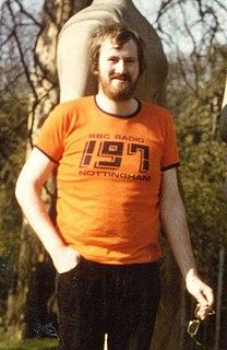 John Shaw (broadcaster) English broadcaster, born 1957