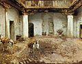 John Singer Sargent - Moorish courtyard.jpg