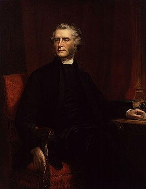 John Colenso - Image: John William Colenso by Samuel Sidley