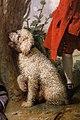 John zoffany, the figli di john, terzo conte di bute, 1763-64 ca., 05 cane.jpg