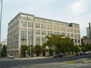 Sunset Advisory Commission - The Robert E. Johnson State Office Building houses the Sunset Advisory Commission