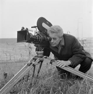 Joris Ivens Dutch documentary filmmaker