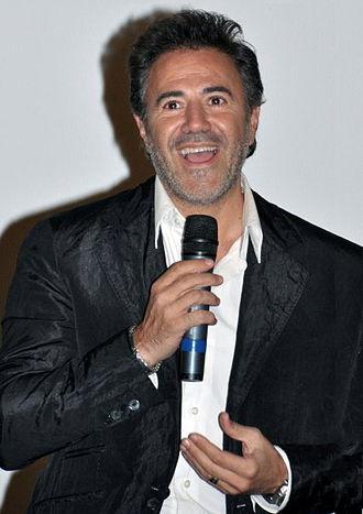 José Garcia (actor) - Garcia at the 2009 première of the comedy film Le Mac (2010).