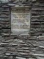 José María Velasco Ibarra, monument. Quito. pic.a01, marker i.d. tablet. info.El Ejido, Quito, Ecuador Parque El Ejido.jpg