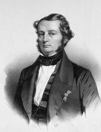 Joseph-François Malgaigne - Joseph-François Malgaigne (1806–1865)