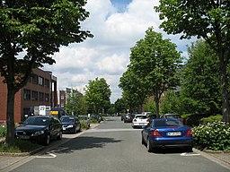 Joseph-von-Fraunhofer-Straße in Dortmund