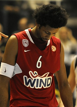 Olympiacos B.C. - Josh Childress