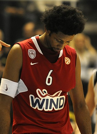 Childress in November 2009 Josh Childress 2009 (cropped).jpg