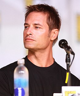Josh Holloway San Diegon Comic-Conissa 2013.