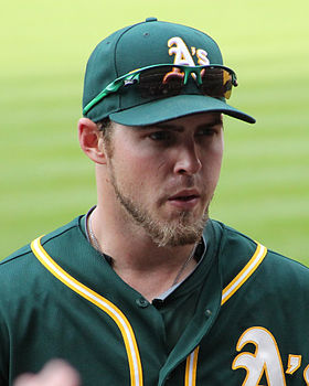 Josh Reddick April 2014.jpg