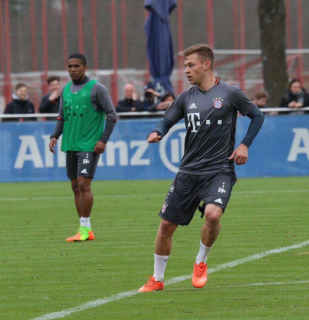 File Joshua Kimmich Training 2017 03 FC Bayern Muenchen 3