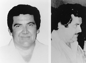 Gulf Cartel - Juan García Ábrego, founder of the organization.