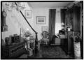 July, 1970 FRONT HALL - Benjamin Swift House, 29 India Street, Nantucket, Nantucket County, MA HABS MASS,10-NANT,75I-5.tif