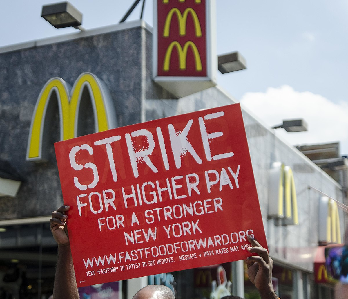 Retail And Fast Food Workers Union