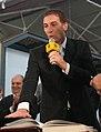 Jura Diego Santilli como Ministro de Ambiente y Espacio Público (6482563309).jpg