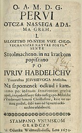 Juraj Habdelic Wikipedia