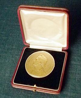 Liebig Medal award