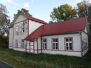 Käru - Käru train station