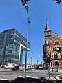 Köln Rheinauhafen Kranhaus Süd und historisches Hafenamt.jpg